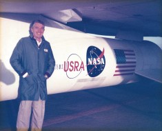Paul J. Coleman, Jr., NASA veteran, decorated space scientist, and UCLA professor passed away on April 6th. Photo: Courtesy.