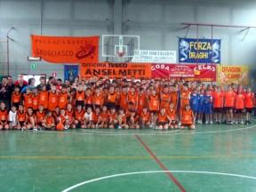 Progetto scuole Grugliasco basket