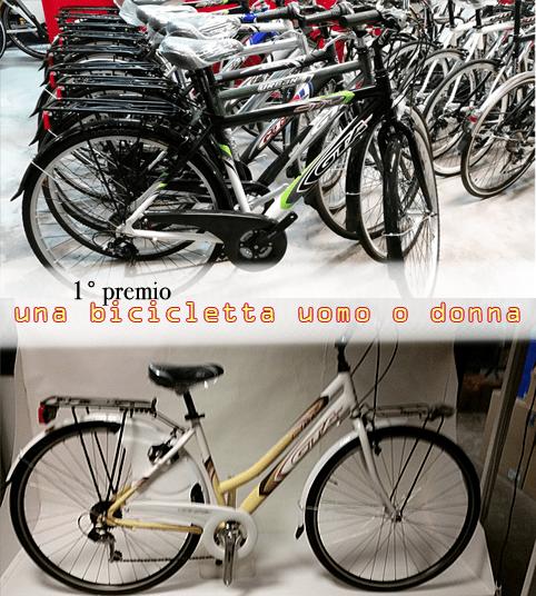 Primo Premio Bicicletta