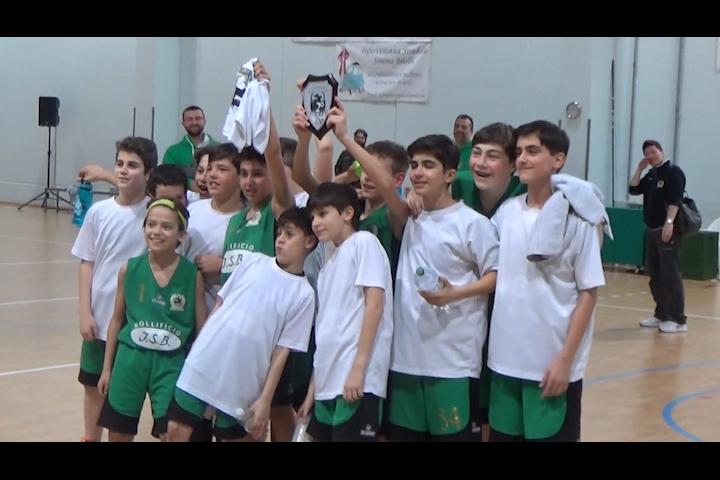 2° Torneo Minibasket San Giorgio 2016