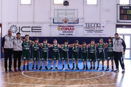 3° Epiphany Basket - Foto di Squadra