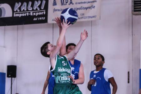 3° Epiphany Basket - Cristian Caporusso