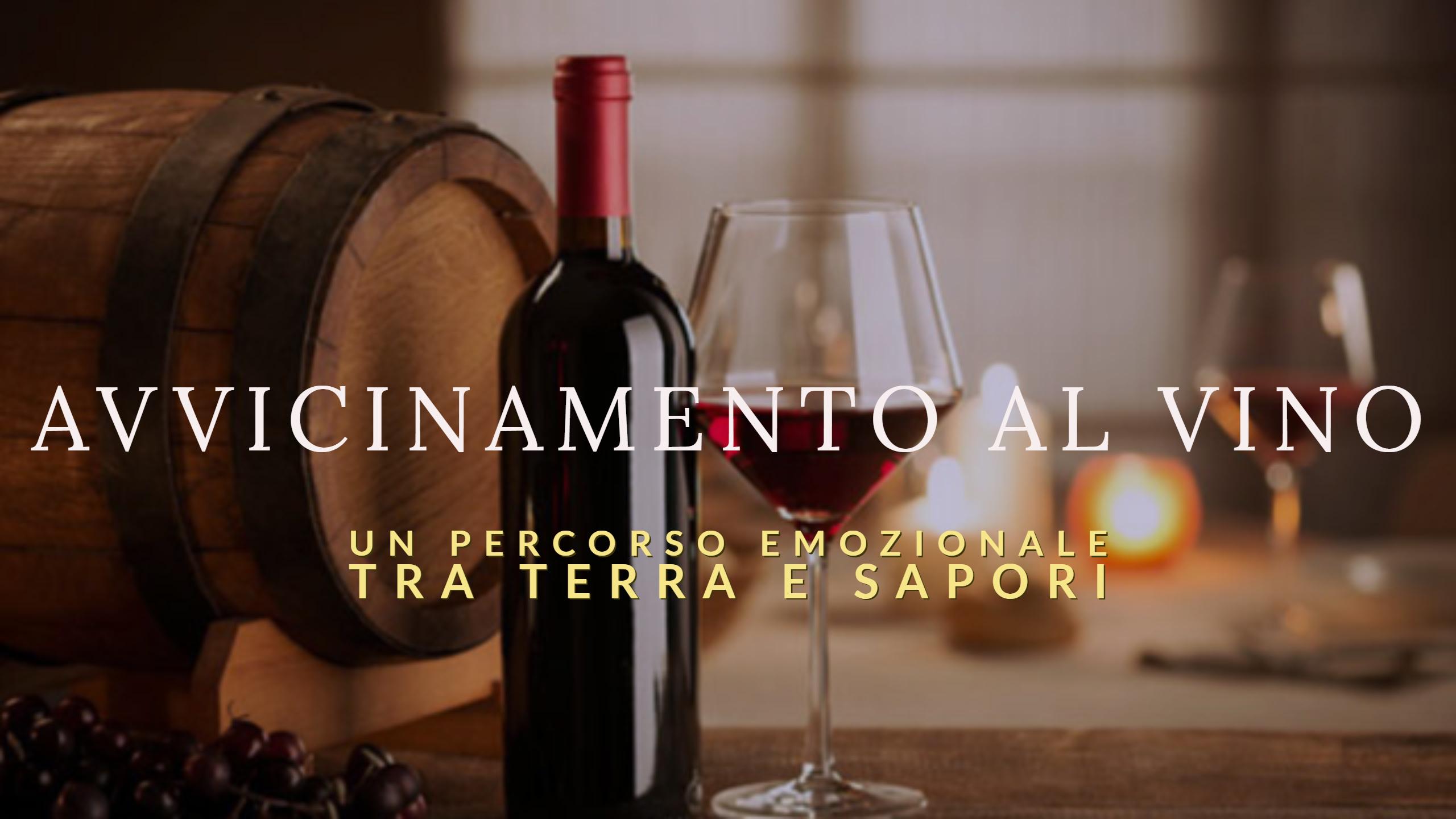 Avvicinamebto al vino