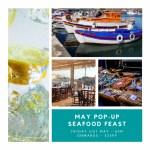 May Pop-up Dinner – Friday 31st