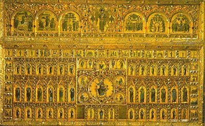 Złoty Ołtarz, bazylika św. Marka, Wenecja