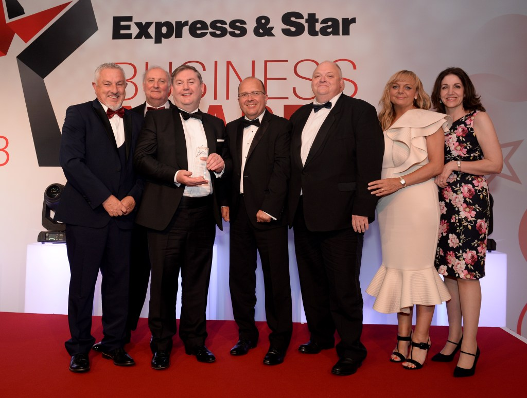 Pallet-Track Express and Star Business of the Year