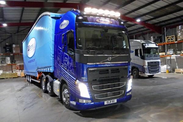 ELB Partners new truck