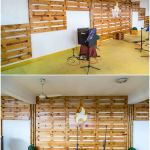 Pallet Wall Decor Pallet Wood Projects