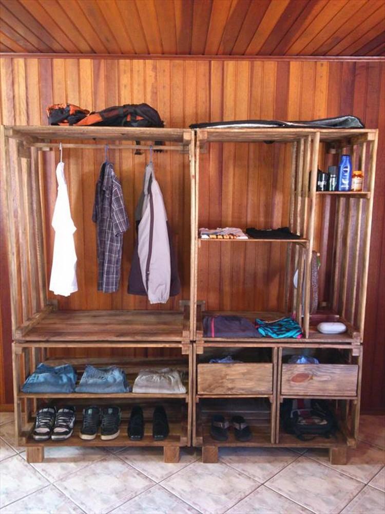 Patio Storage Table