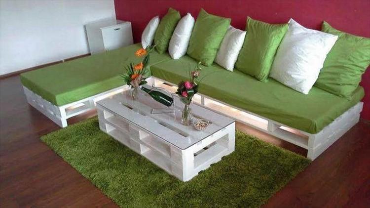 Diy Furniture Made Pallets