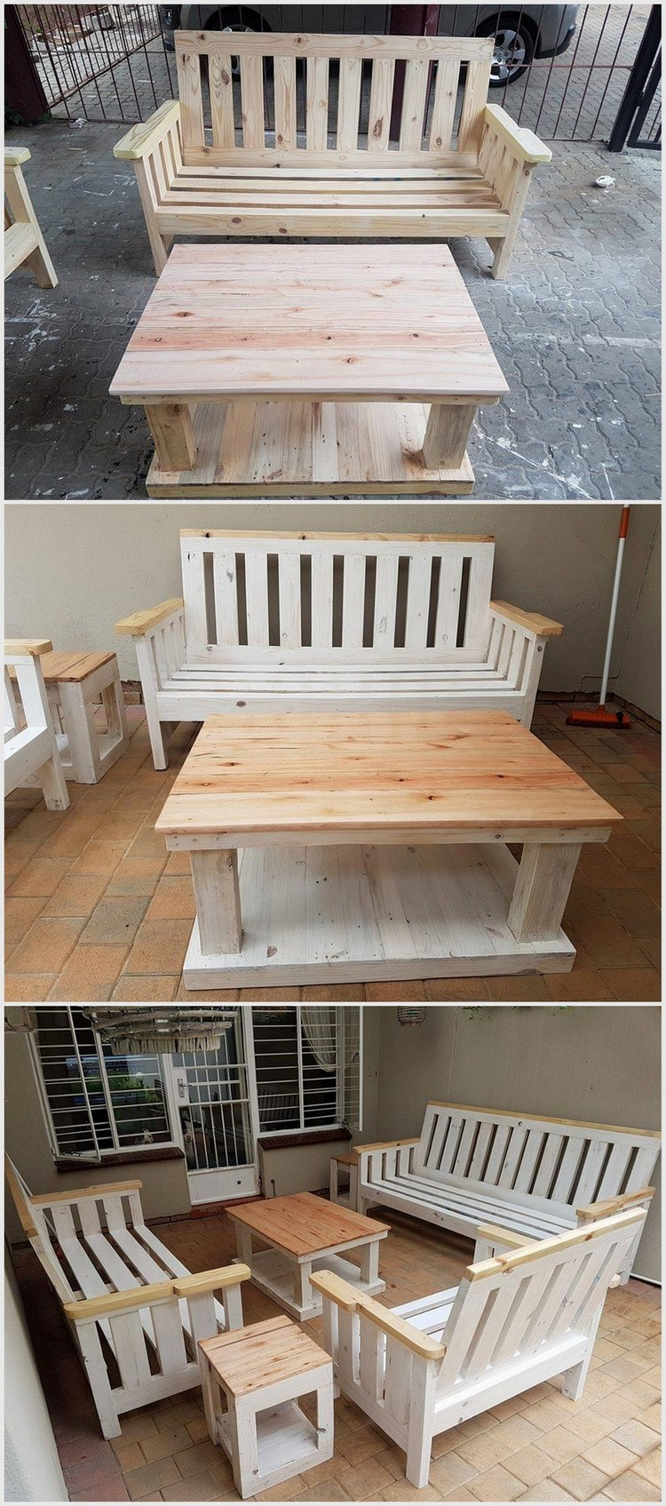 Excellent Ideas With Used Wood Pallets Pallet Wood Projects