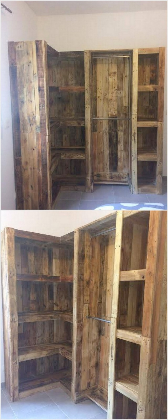 Old Wood Pallet Project