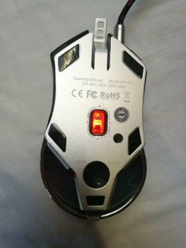 mouse aukey gaming 7