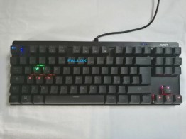tastiera meccanica aukey led 3