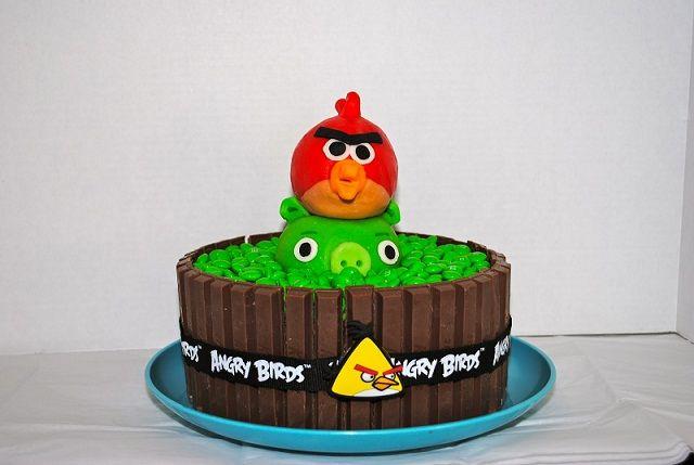 Angry Birds pascua