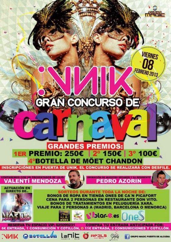 Vnik carnaval 2013