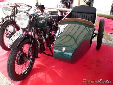 sidecar retro motor