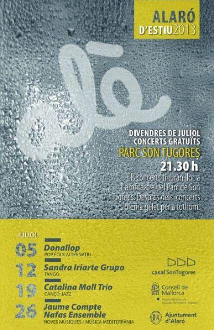 Concerts juliol Alaró
