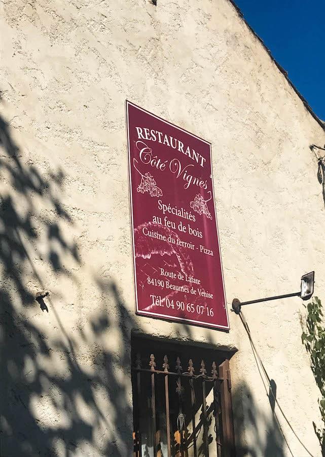 Southern Rhône Restaurant