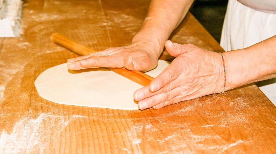 Shaping Pane Carasau