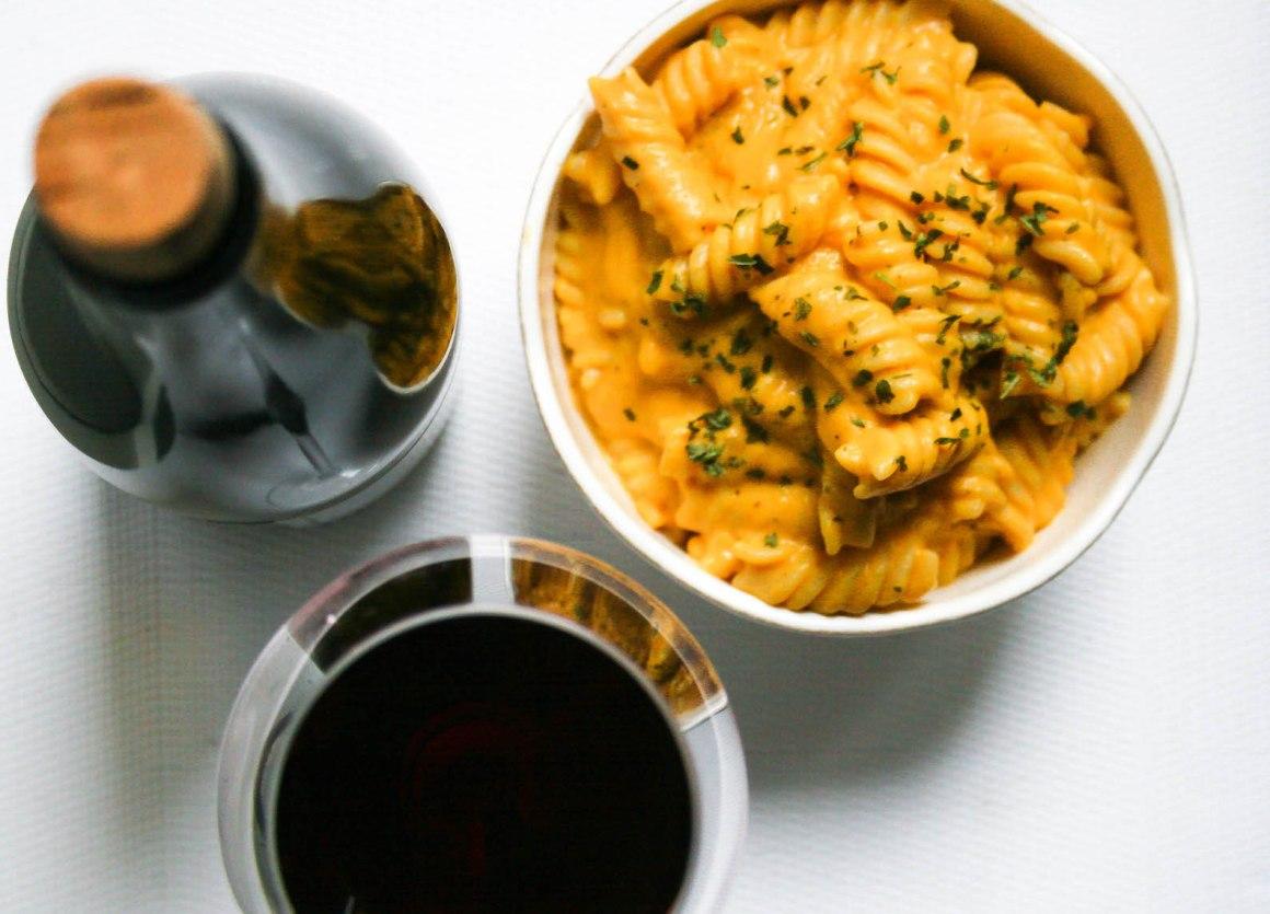 Pinot Noir and butternut squash pairing, wine pairing, pinot noir pairing