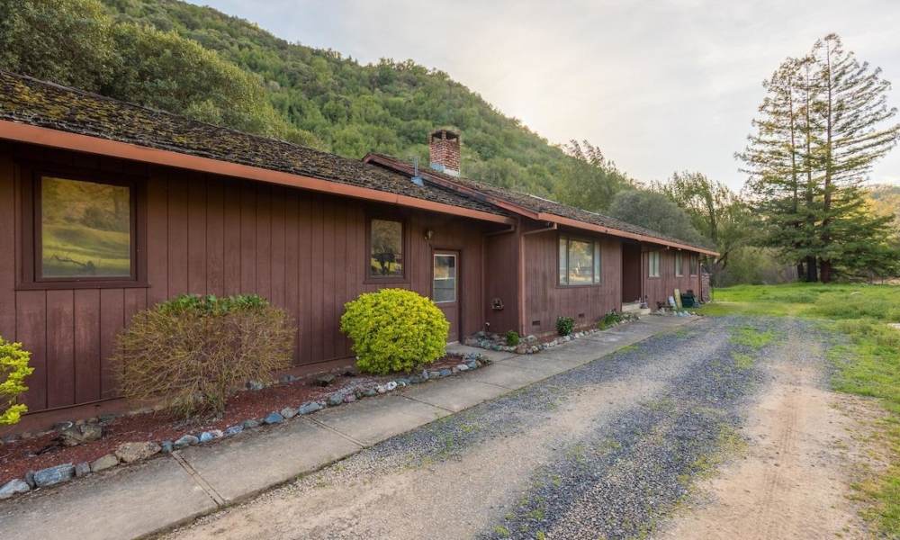 4551 E Hwy 20 Highway Potter Valley, California 95469