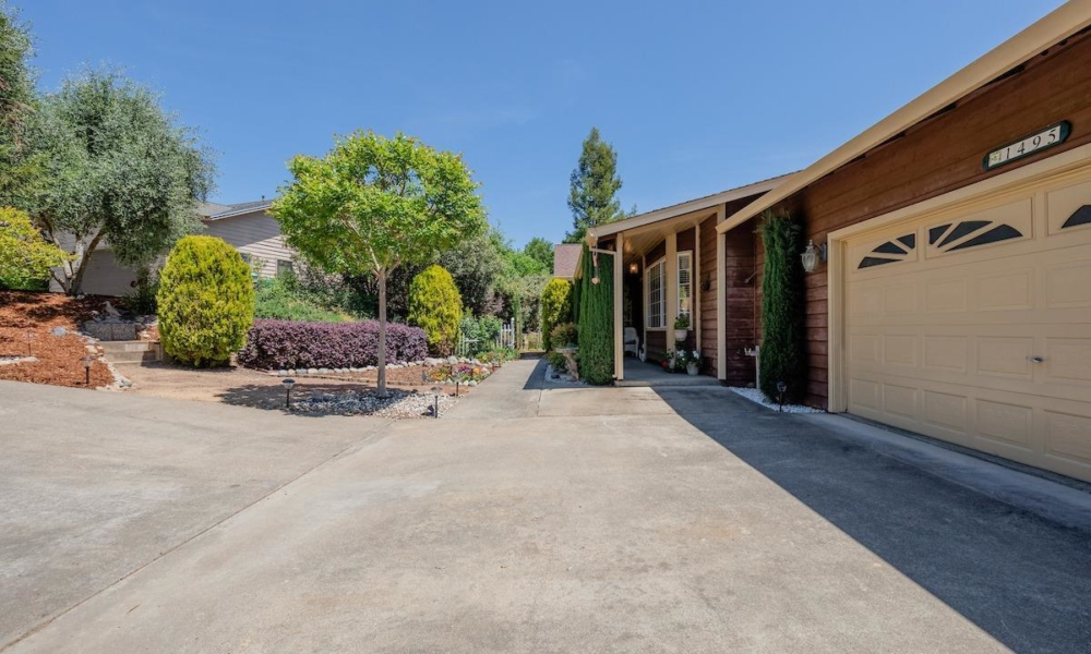 1495 Fir Terrace Drive Ukiah, California 95482