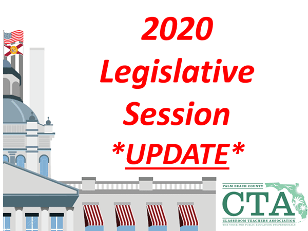 2020 FEA Legislative Session Tracker Website
