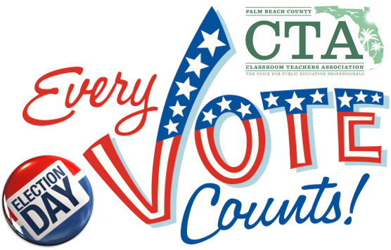 Election Day (Primary – August 2020) CTA Endorsements