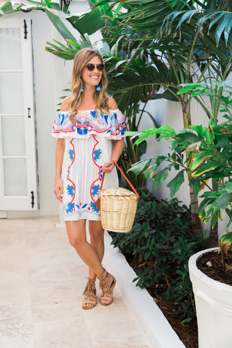 Anthropologie At The Dunmore Palm Beach Lately