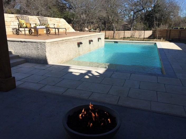PDD design home pool