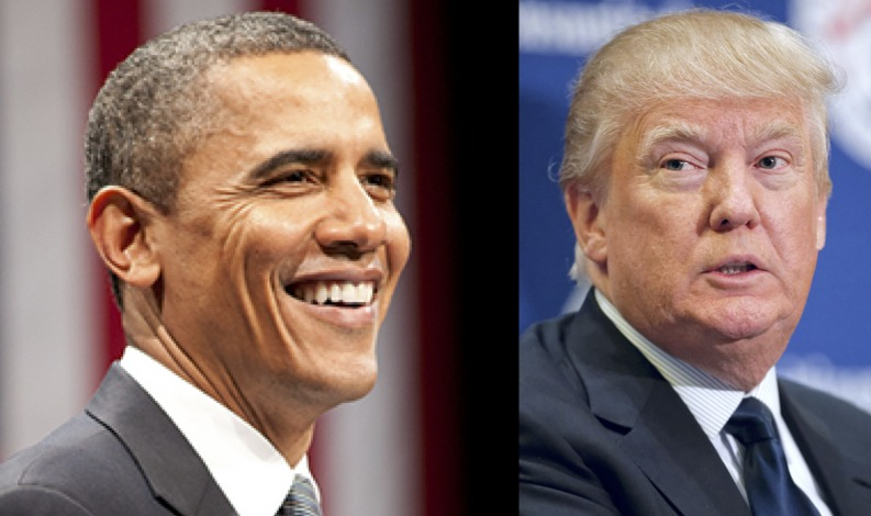 Image result for images of election in 2018, Trump Vs Obama