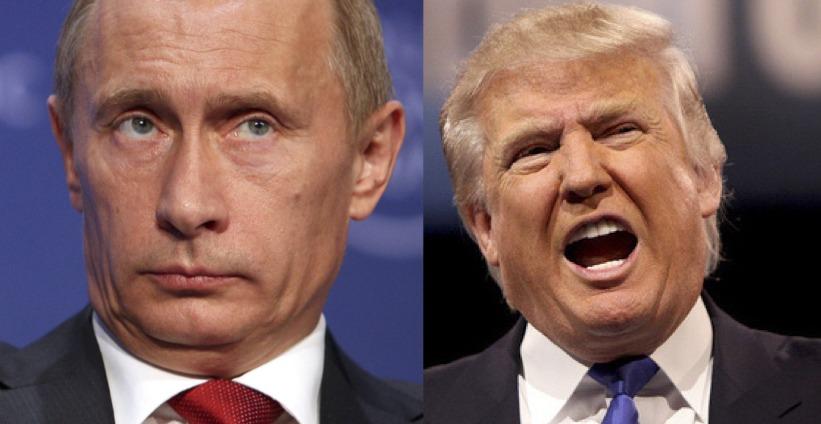 From palmerreport.com: Vladimir Putin and Donald Trump {MID-69821}