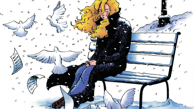 cover of terry moore's strangers in paradise 2