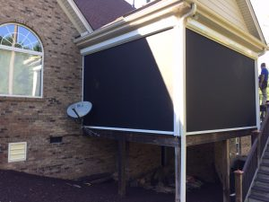Fenetex Retractable Screens Amp Drop Shades Palmetto