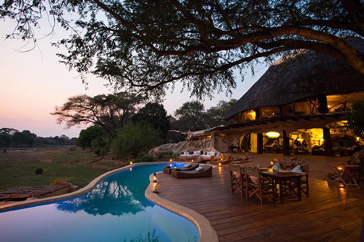 Palmfront.com: THE RIVER CLUB ZAMBIA
