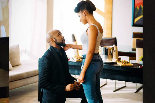 Special Feature: Engagement of Banky W and Adesua Etomi