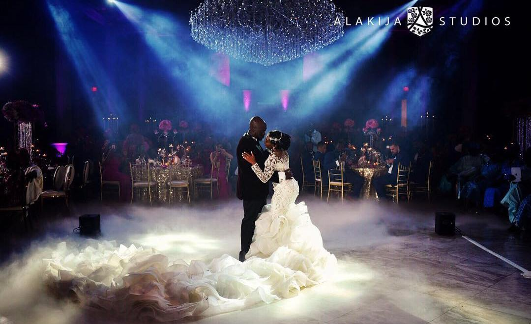 Nigerian wedding industry said to be worth millions of dollars CNN reports