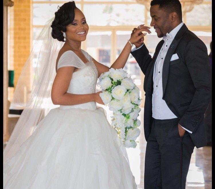 Ebuka Obi-Uchendu & Wife Cynthia celebrate 2nd Wedding Anniversary