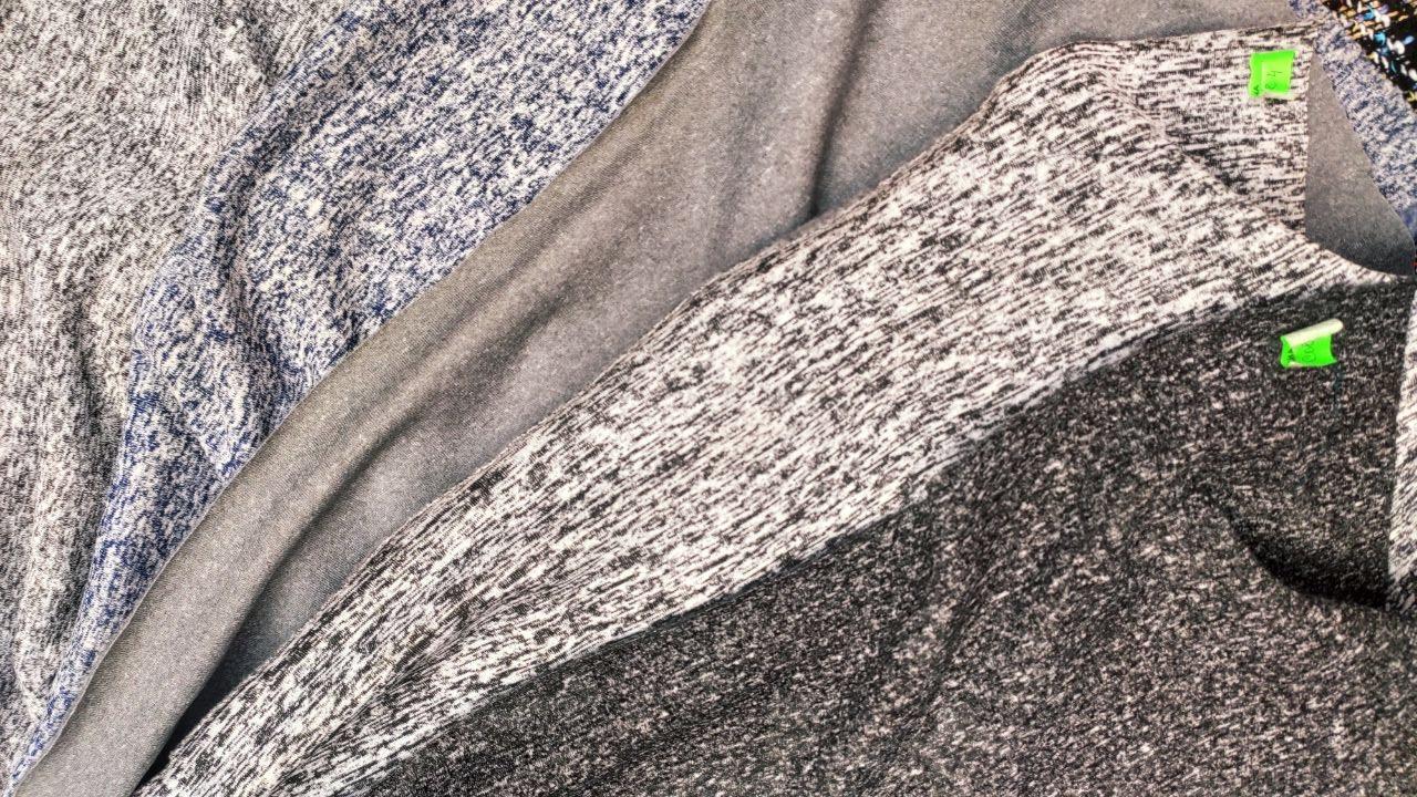 Трёхнитка трикотаж кардиганный купить оптом и в розницу Украина недорого Palmira Textile