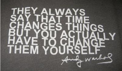 "Andy Warhol  ""They alwa…"