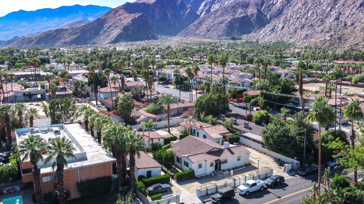 Affordable Airbnb Rooms Palm Springs