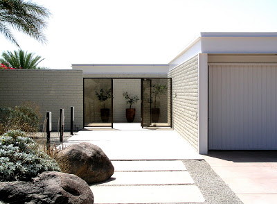 Amazing Homes in Palm Springs Part 2 – more architectural eye candy