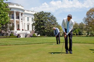 obama white house golf cleared for reuse