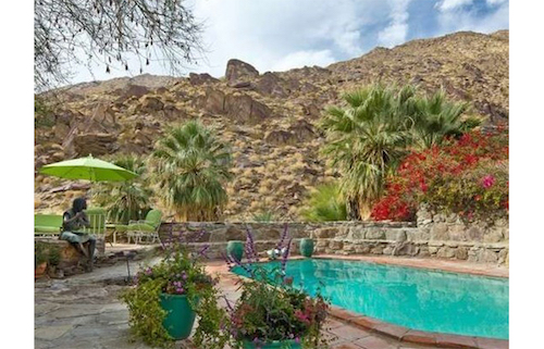 Celebrities in Palm Springs – where they live & play