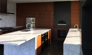 Kitchen Cabinets with Large Island