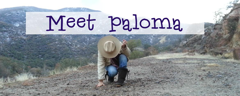 Paloma Cervantes Shaman Curandera