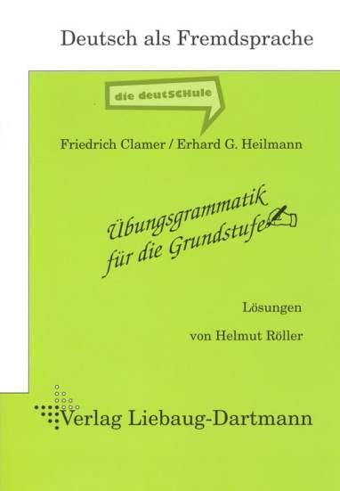 يعد هذا الكتاب الحجر الاساس للقواعد الالمانية كما انه يقوم بشرحها بطريقة رائعة ويضم الكثير من التمارين المفيدة.