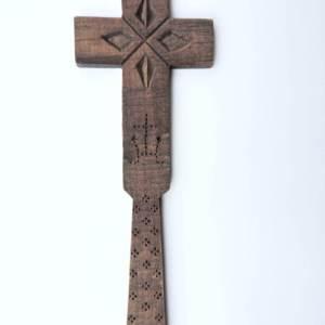 Cruce de mână sau de perete B