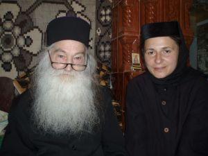 Parinetele Justin Pârvu